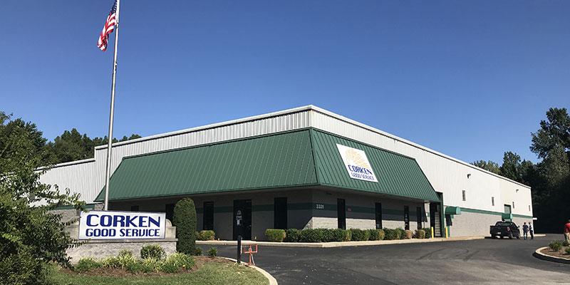 Louisville South Now Open Corken Steel Products