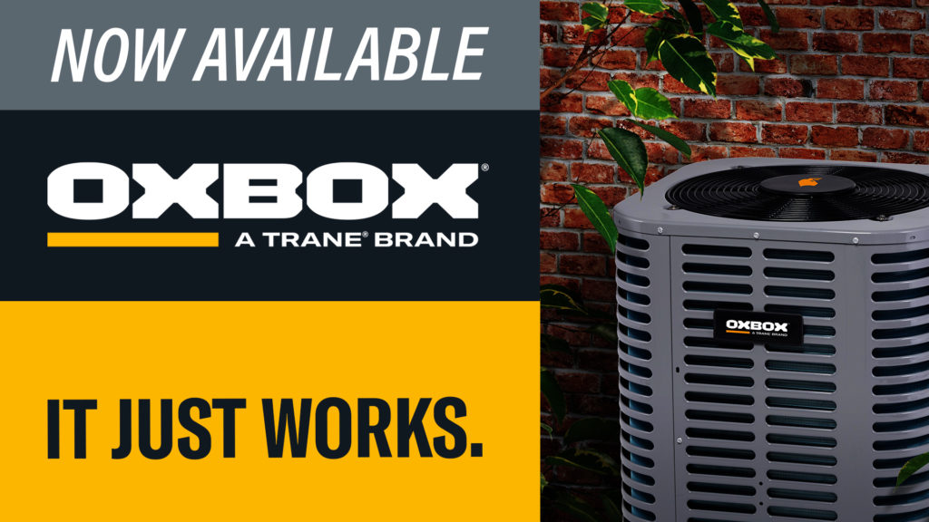 Now In Stock Oxbox A Trane Brand Corken Steel Products