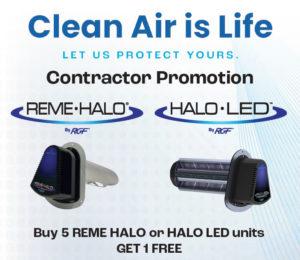 Reme Halo June Promo: Buy 5 Get 1 free!