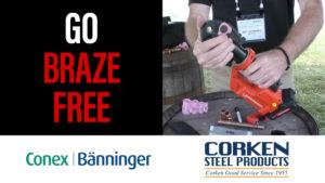 Go Braze Free! Check out our Press Tool demo.